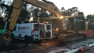 CarbonTek USA on site services